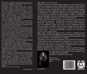 max cavalera könyv hátsó borító