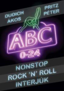 Nonstop Rock'n'Roll interjúk borító
